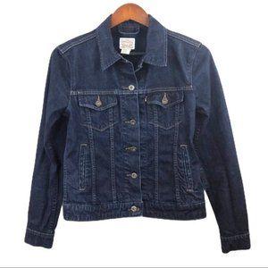 LEVI'S Fitted Jean / Denim Jacket Sz Small